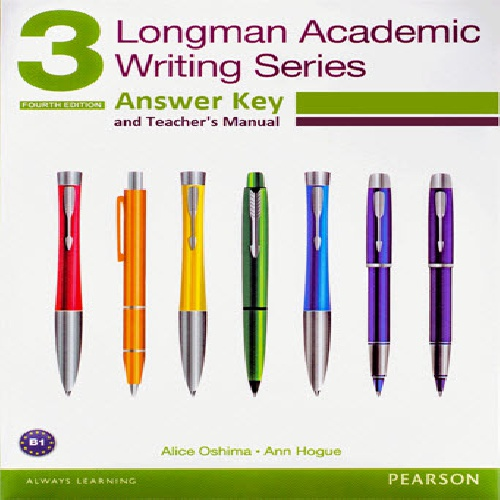 پاسخ Longman Academic Writing Series 3