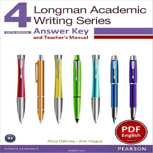 پاسخ Longman Academic Writing Series 4
