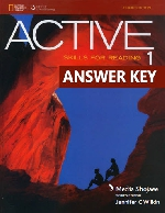 پاسخ کتاب اول Active Skills for Reading