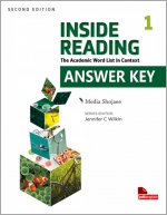 پاسخ کتاب Inside Reading One